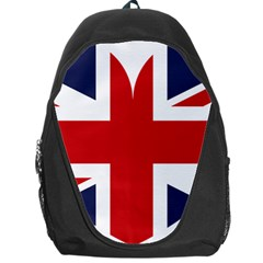 Uk Flag United Kingdom Backpack Bag