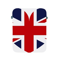 Uk Flag United Kingdom Apple Ipad 2/3/4 Protective Soft Cases
