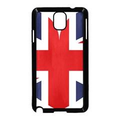 Uk Flag United Kingdom Samsung Galaxy Note 3 Neo Hardshell Case (black)