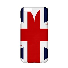 Uk Flag United Kingdom Apple Iphone 6/6s Hardshell Case