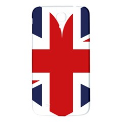Uk Flag United Kingdom Samsung Galaxy Mega I9200 Hardshell Back Case