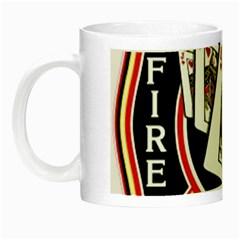 Las Vegas Fire Department Night Luminous Mugs