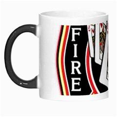 Las Vegas Fire Department Morph Mugs