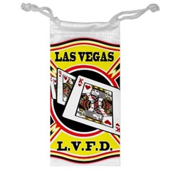 Las Vegas Fire Department Jewelry Bag