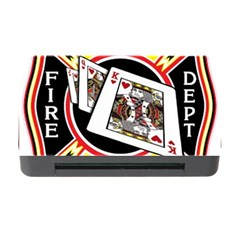 Las Vegas Fire Department Memory Card Reader With Cf