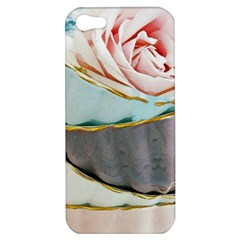 Tea Cups Apple Iphone 5 Hardshell Case