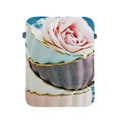 Tea Cups Apple Ipad 2/3/4 Protective Soft Cases