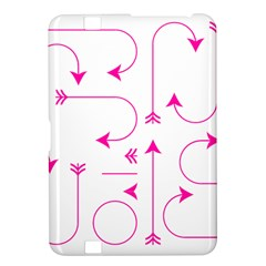 Arrows Girly Pink Cute Decorative Kindle Fire Hd 8 9