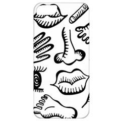 Anatomy Icons Shapes Ear Lips Apple Iphone 5 Classic Hardshell Case