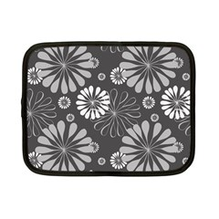 Floral Pattern Floral Background Netbook Case (small)