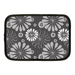Floral Pattern Floral Background Netbook Case (medium)