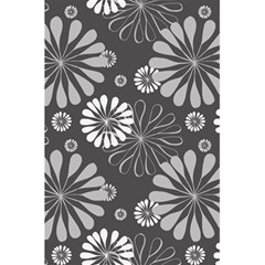 Floral Pattern Floral Background 5 5  X 8 5  Notebooks