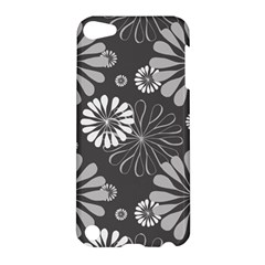 Floral Pattern Floral Background Apple Ipod Touch 5 Hardshell Case