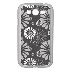 Floral Pattern Floral Background Samsung Galaxy Grand Duos I9082 Case (white)