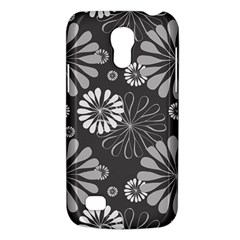 Floral Pattern Floral Background Galaxy S4 Mini