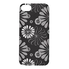 Floral Pattern Floral Background Apple Iphone 5s/ Se Hardshell Case