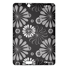 Floral Pattern Floral Background Amazon Kindle Fire Hd (2013) Hardshell Case