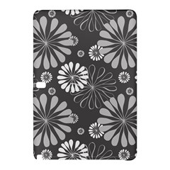 Floral Pattern Floral Background Samsung Galaxy Tab Pro 12 2 Hardshell Case