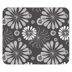 Floral Pattern Floral Background Double Sided Flano Blanket (small)