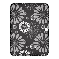 Floral Pattern Floral Background Samsung Galaxy Tab 4 (10 1 ) Hardshell Case