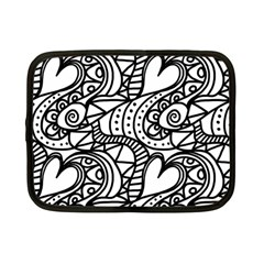 Seamless Tile Background Abstract Netbook Case (small)