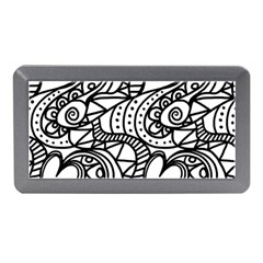 Seamless Tile Background Abstract Memory Card Reader (mini)
