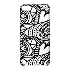 Seamless Tile Background Abstract Apple Ipod Touch 5 Hardshell Case With Stand