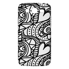 Seamless Tile Background Abstract Samsung Galaxy Mega 5 8 I9152 Hardshell Case