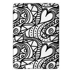 Seamless Tile Background Abstract Kindle Fire Hdx Hardshell Case