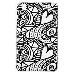 Seamless Tile Background Abstract Samsung Galaxy Tab Pro 8 4 Hardshell Case