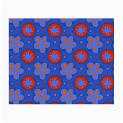 Seamless Tile Repeat Pattern Small Glasses Cloth (2 Side)