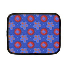 Seamless Tile Repeat Pattern Netbook Case (small)
