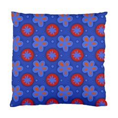 Seamless Tile Repeat Pattern Standard Cushion Case (two Sides)