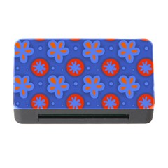 Seamless Tile Repeat Pattern Memory Card Reader With Cf