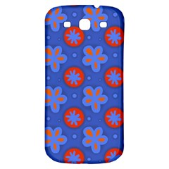 Seamless Tile Repeat Pattern Samsung Galaxy S3 S Iii Classic Hardshell Back Case