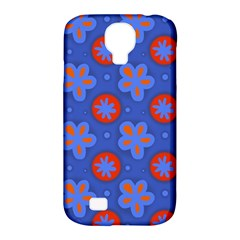 Seamless Tile Repeat Pattern Samsung Galaxy S4 Classic Hardshell Case (pc+silicone)