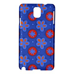 Seamless Tile Repeat Pattern Samsung Galaxy Note 3 N9005 Hardshell Case