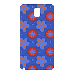 Seamless Tile Repeat Pattern Samsung Galaxy Note 3 N9005 Hardshell Back Case