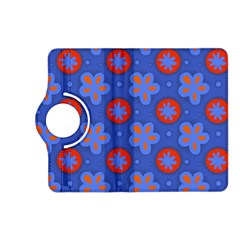 Seamless Tile Repeat Pattern Kindle Fire Hd (2013) Flip 360 Case