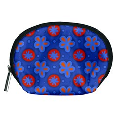 Seamless Tile Repeat Pattern Accessory Pouches (medium)