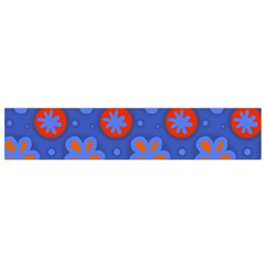 Seamless Tile Repeat Pattern Small Flano Scarf