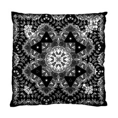 Mandala Calming Coloring Page Standard Cushion Case (two Sides)