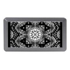 Mandala Calming Coloring Page Memory Card Reader (mini)