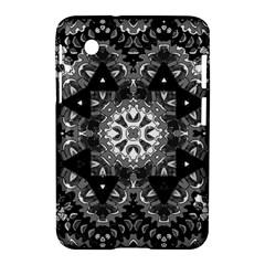 Mandala Calming Coloring Page Samsung Galaxy Tab 2 (7 ) P3100 Hardshell Case