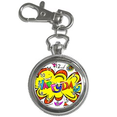 Happy Happiness Child Smile Joy Key Chain Watches
