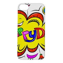 Happy Happiness Child Smile Joy Apple Iphone 5s/ Se Hardshell Case