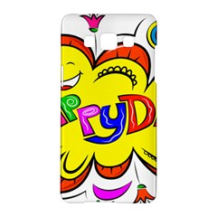 Happy Happiness Child Smile Joy Samsung Galaxy A5 Hardshell Case