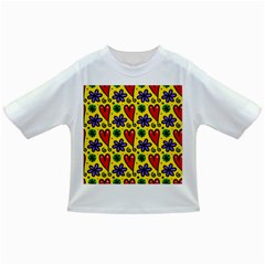 Seamless Tile Repeat Pattern Infant/toddler T Shirts