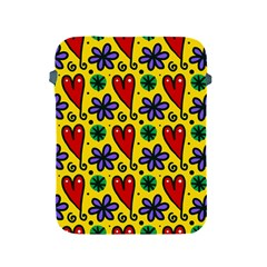 Seamless Tile Repeat Pattern Apple Ipad 2/3/4 Protective Soft Cases
