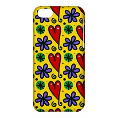 Seamless Tile Repeat Pattern Apple Iphone 5c Hardshell Case